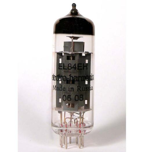 Electro-Harmonix EL84 Electron Tube Platinum Matched Pair