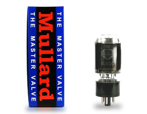 Mullard 6L6GC Power Tube Platinum Matched Pair