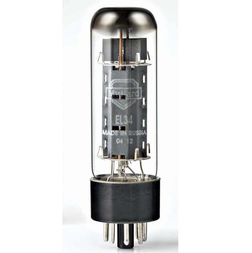 Mullard EL34 Power Tube Platinum Matched Pair