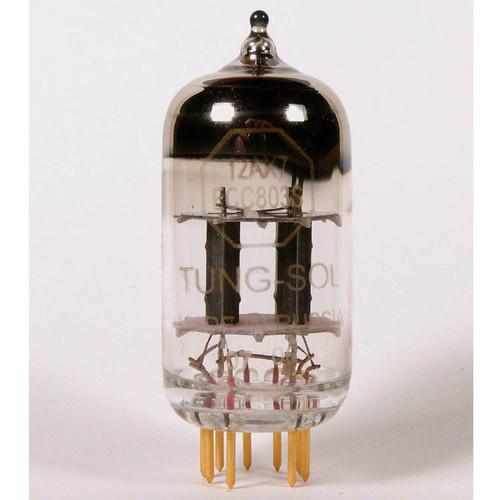 Tung-Sol ECC803S/12AX7 Electron Tube Gold Pins
