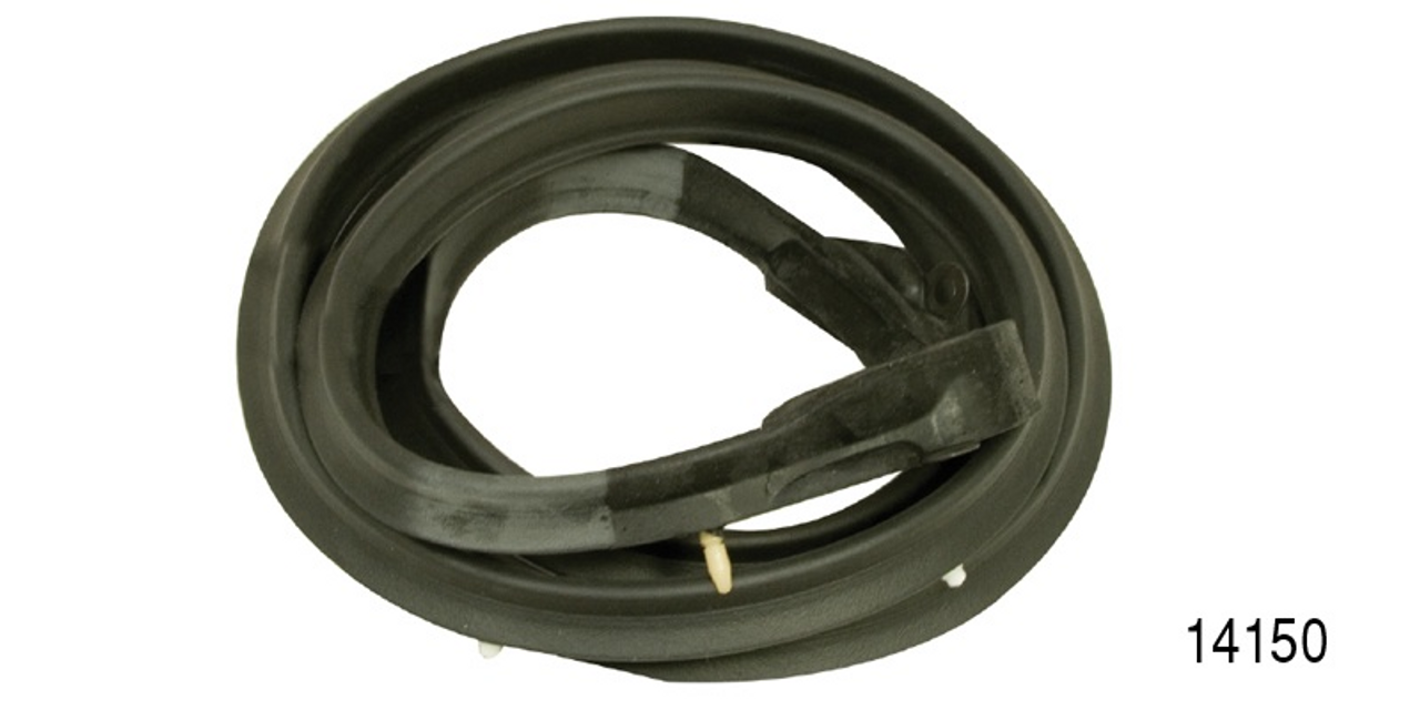 1955-1957 Chevy Upper Liftgate Weatherstrip Seal, Wagon Only