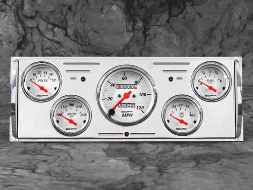 Dashboard & Instrument Panel - Chevrolet Truck - 1940-1946 - APT