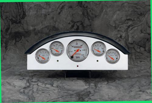 Dashboard & Instrument Panel - Ford Car - 1957 - APT Restoration