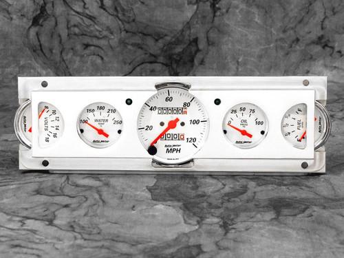 Dashboard & Instrument Panel - Plymouth Car - 1946-1948 - APT