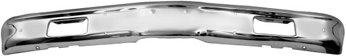 Chrome Front Bumper 1971-1972 Chevy and GMC Truck