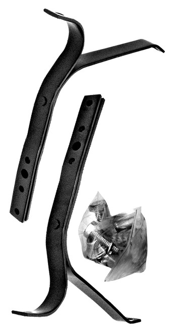Front Bumper Brackets 1947-1955 1st Series Chevy and GMC Truck