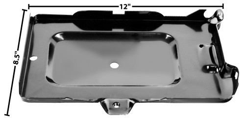 Battery Tray 1973-1980 Chevy and GMC Truck