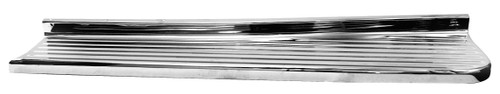 Chrome Right Running Board 1947-1954 Chevy and GMC Truck