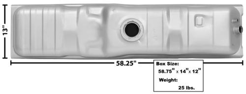 GAS TANK 20 GAL. 82-87 PICKUP