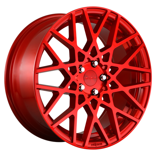 1PC BLQ CANDY RED