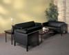 Mayline Prestige Reception Room Leather Sofa [VCL3] -3