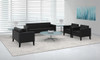 Mayline Prestige Reception Room Leather Sofa [VCL3] -4