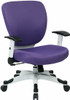 Office Star Fun Colors Deluxe Mesh Task Chair [5200W] -3