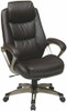 Office Star Eco Leather Executive Office Chair [ECH89181] -1