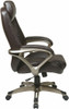 Office Star Eco Leather Executive Office Chair [ECH89181] -2