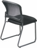 Mesh Back Sled Base Office Guest Chair [86725] -2