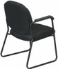 Sled Base Office Guest Chair with Arms by Office Star [EX3302] -2