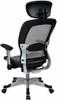 Office Star Air Grid All Mesh Office Chair [327-66C61F6] -4