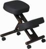 Ergonomic Kneeling Chair with Wood Finish [KCW778] -1