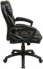Office Star Faux Leather Manager's Chair [FL660] -4