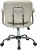 Faux Leather Office Task Chair [ST52052CA] -3