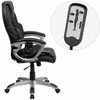 Leather High Back Executive Massage Chair [BT-9806HP-2-GG] -2