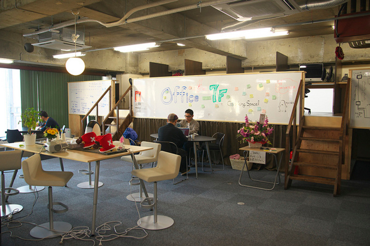 How To Create the Perfect Co-Working Space