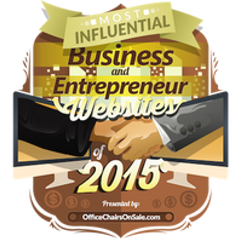Top 100 Most Influential Business and Entrepreneur Websites of 2015