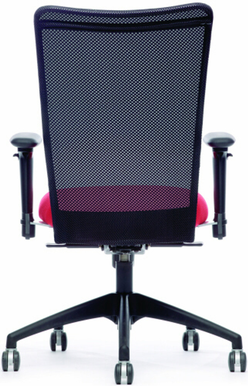 Allseating Inertia High Back Mesh Office Chair 78140