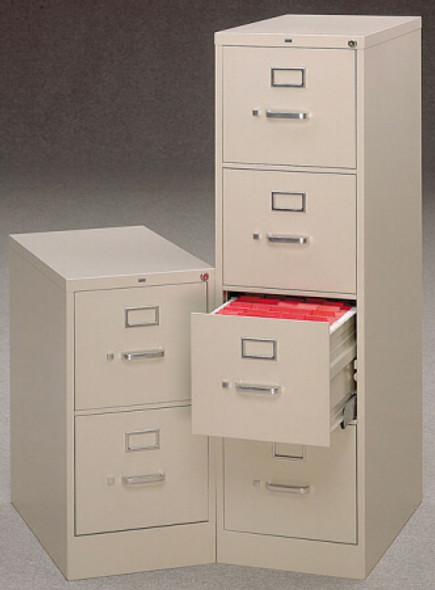 HON 510 Vertical File Cabinet - 4 Drawer [514P] -2