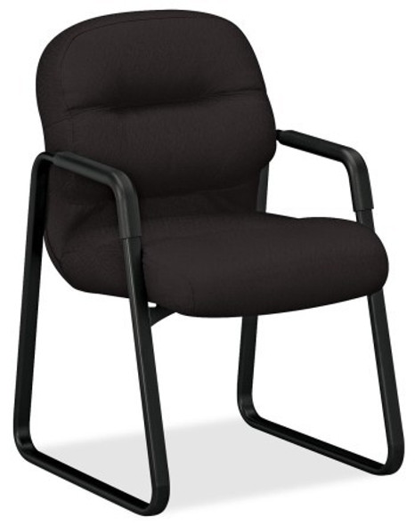 HON Pillow-Soft Sled Base Guest Chair [2093] -2