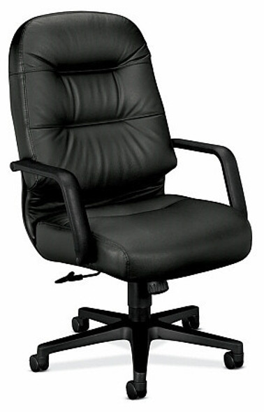 HON Pillow Soft Executive Leather Chair [2091] -1