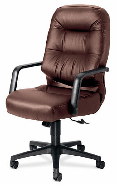 HON Pillow Soft Executive Leather Chair [2091] -2