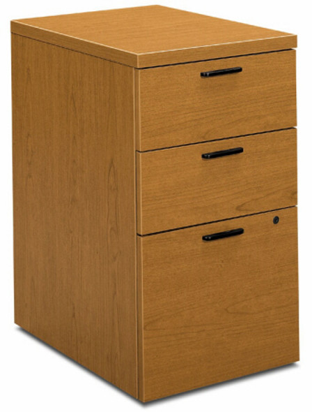 HON Wood Laminate Box/Box/File Cabinet [105102] -1