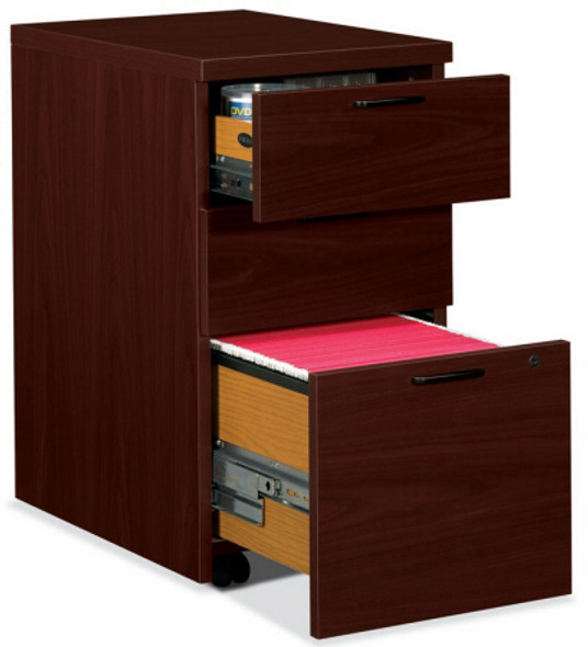 HON Wood Laminate Box/Box/File Cabinet [105102] -2