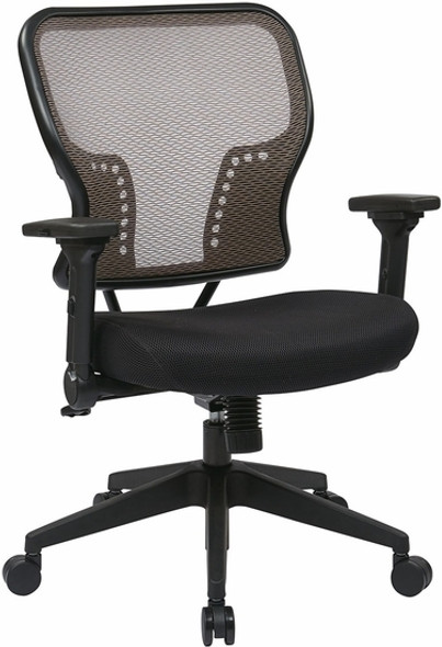 Latte Air Grid Mesh Back Office Chair [213-38N1F3] -2