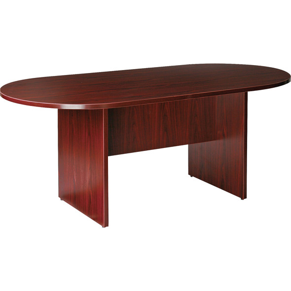 Lorell 6 Foot Oval Conference Table [LLR8] -1