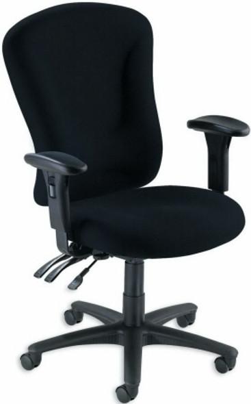 Lorell Accord Series Adjustable Task Chair [66153] -1