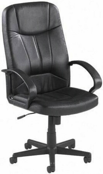 Lorell Chadwick Executive Leather Office Chair [60120] -1