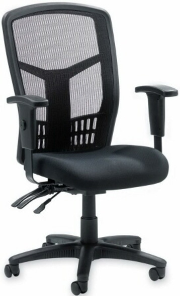 Lorell High Back Mesh Office Chair [86200] -1