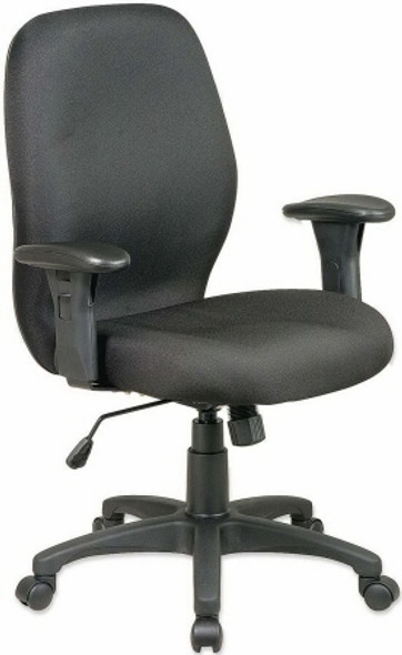 Lorell High Performance Fabric Office Chair [86902] -2
