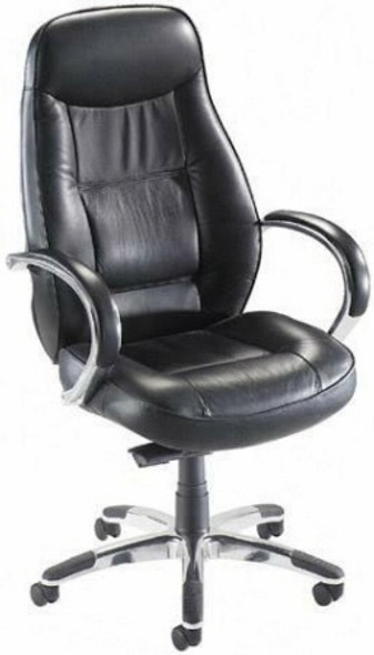 Lorell Ridgemoor Leather Executive Chair [60501] -1