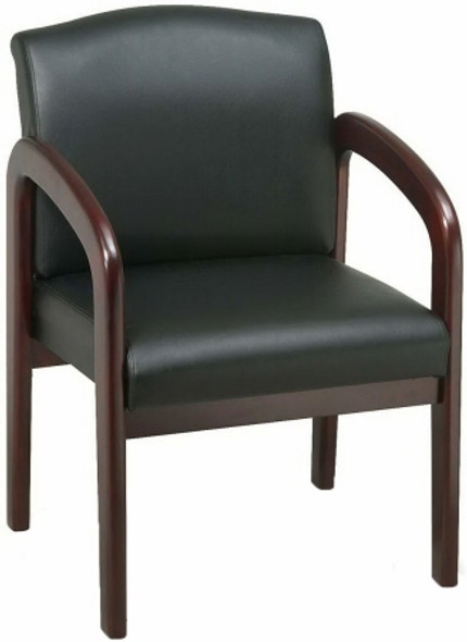 Lorell Wooden Frame Office Side Chair [60470] -2