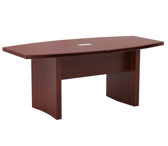 Mayline Aberdeen 6 Ft Boat Shaped Conference Table [ACTB6]