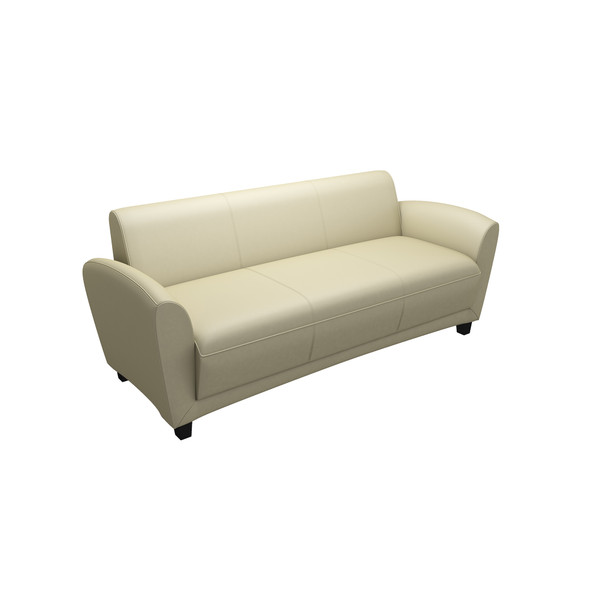 Mayline Aspire Collection Italian Leather Settee [VCC2]