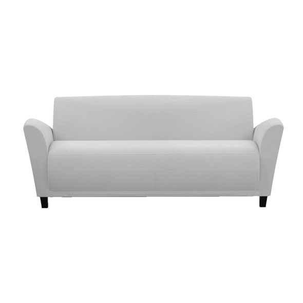 Mayline Aspire Series Italian Leather Sofa [VCC3]