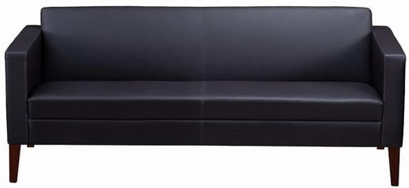 Mayline Prestige Reception Room Leather Sofa [VCL3] -1