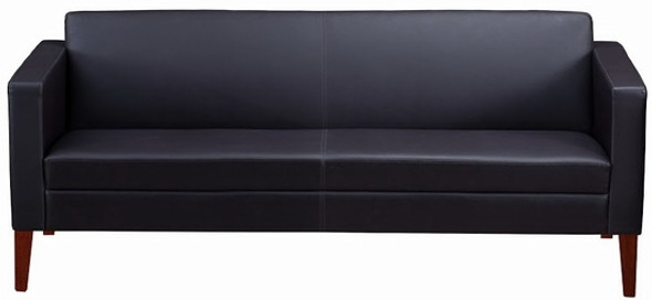 Mayline Prestige Reception Room Leather Sofa [VCL3] -2