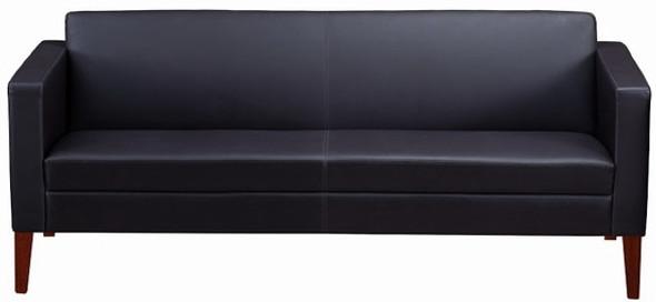 Mayline Prestige Reception Room Leather Sofa [VCL3] -2