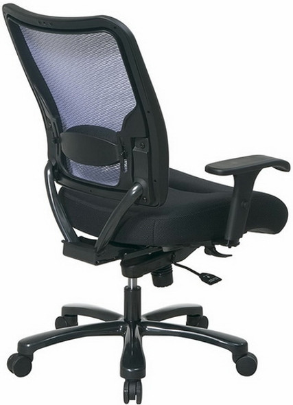 Office Star Mesh Big and Tall Office Chair [75-37A773] -2